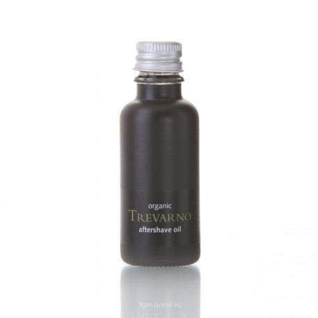 Organic Aftershave Oil Trevarno Skincare