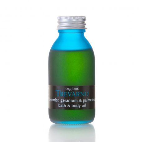 Lavender, Geranium & Palmerosa Bath & Body Oil-940