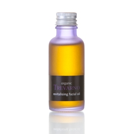 Organic Revitalising Facial Oil Trevarno Skincare