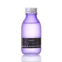 Organic Rosewater & Camomile Skin Toner Trevarno Skincare