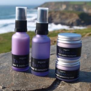 Trevarno Skincare Facial Starter Kit Dry / Mature