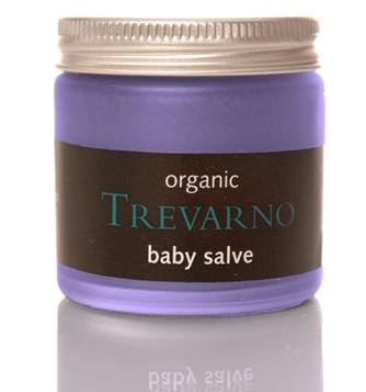 Organic Baby Salve Trevarno Skincare