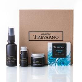 Mens Starter Kit Gift Set Trevarno Skincare