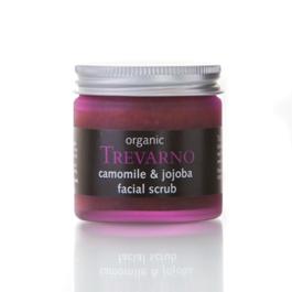 Organic Camomile & Jojoba Facial Scrub Trevarno Skincare