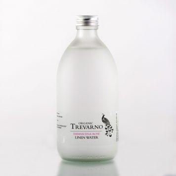 Organic Damascena Rose Linen Water Trevarno Skincare