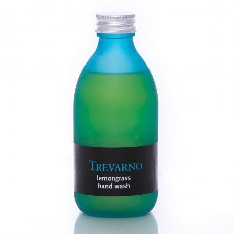 Organic Lemongrass Hand Wash Trevarno Skincare
