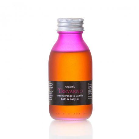 Sweet Orange & Vanilla Bath & Body Oil-942