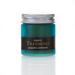 Organic Propolis Ointment Trevarno Skincare
