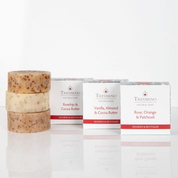 Nourish & Revitalise Soap Trio -1092