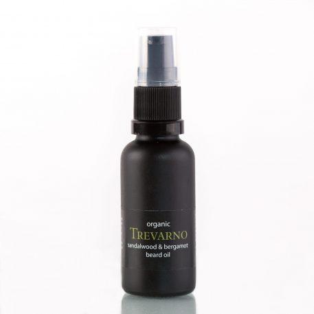 Sandalwood & Bergamot Beard Oil - NEW-958