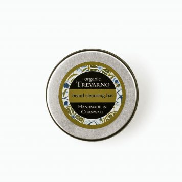 Beard Cleansing Bar in a Tin