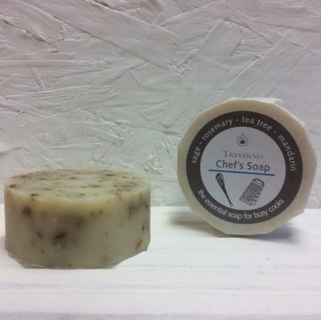 Natural Chef's Soap Trevarno Skincare