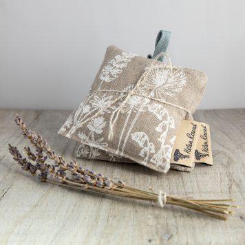 Linen Lavender Bag