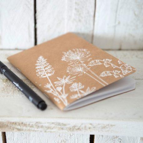 The Garden Collection Small Notebook