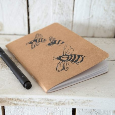 Small Bee Notebook