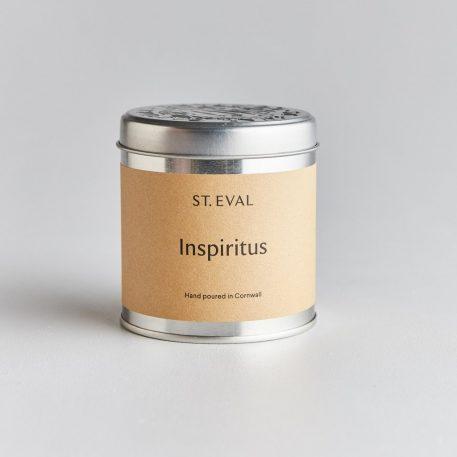 Inspiritus Scented Tin Candles